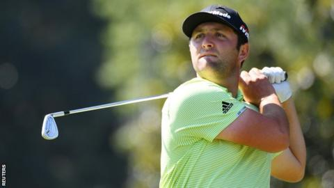 Rahm Leads WGC-St. Jude by 3 at 62