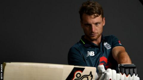 Jos Buttler stock picture