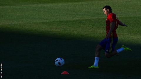 Pedro, Spain and Chelsea footballer