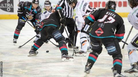 Sheffield earned a 6-2 win in Belfast