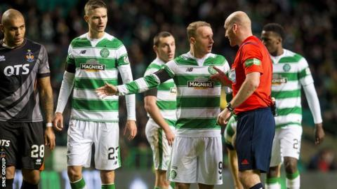 Referees may get video assistance in the Scottish Cup next season