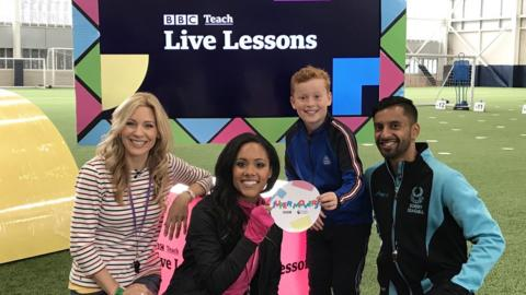 Super Movers Live Lesson Group Photo