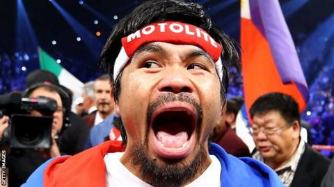 manny pacquiao v adrien broner wba welterweight fight set for