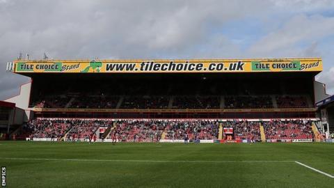 Walsall's Banks's Stadium, Bescot
