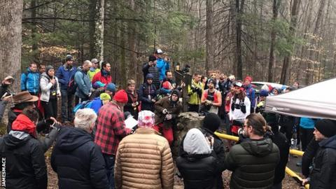 Barkley Marathons: Inspired by a prison break, is this the world's toughest race?
