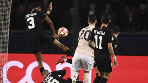 c0dfa4b23 PSG v Man Utd  The handball rule - what is the latest
