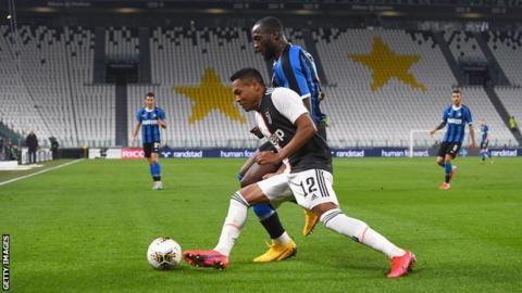 Juventus v FC Internazionale