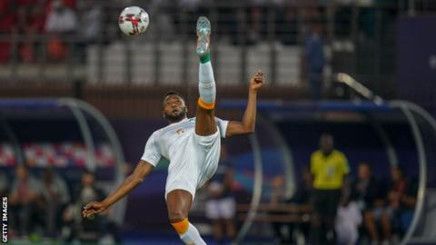 Ivory Coast's Wilfried Kanon becomes Pyramids 11th signing