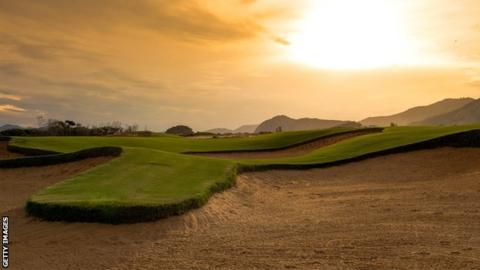 Next year's Olympic golf will be played in the Barra da Tijuca neighbourhood of Rio