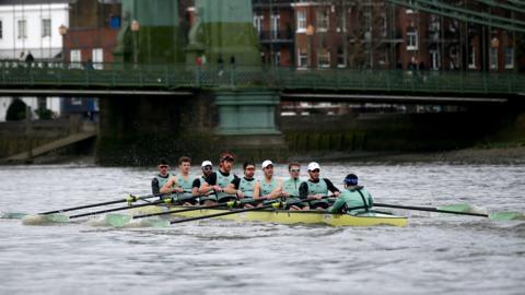The Cambridge University Boat Club