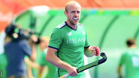 Eugene Magee will miss the Amsterdam championships