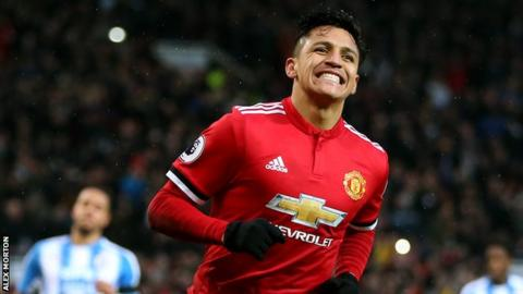 Alexis Sanchez earns a reported £14m a year after taxes