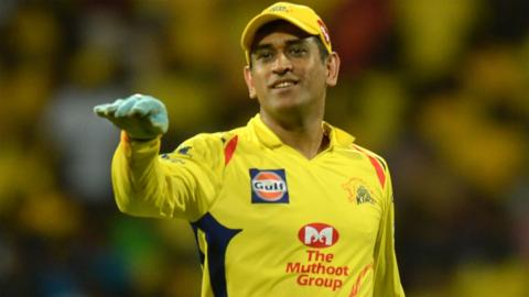 Chennai Super Kings - MS Dhoni