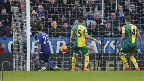 Ulloa scores for Leicester