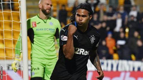 Cruz Azul to cover Carlos Pena's £20k-a-week Rangers wages
