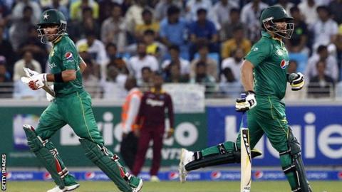 Sharjeel Khan and Khalid Latif