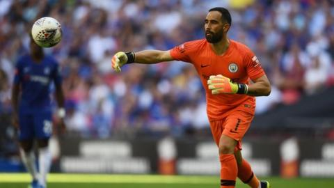Man City Lose Bravo to Achilles Injury