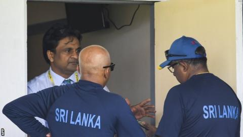 Sri Lankans admit to breaching 'spirit of cricket' v…