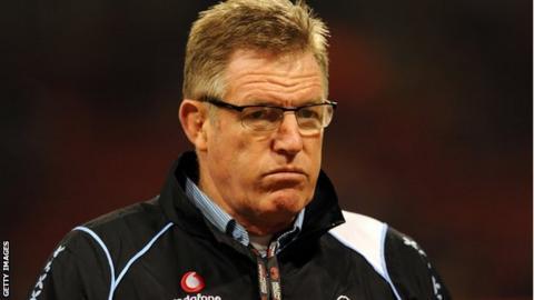Fiji coach John McKee