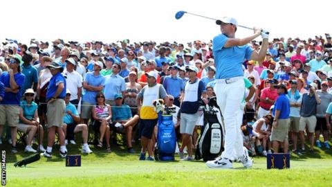 Rory McIlroy has finished eighth, sixth and eighth in the last three years at Sawgrass