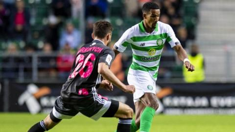 Scott Sinclair has fallen out of favour since Neil Lennon returned as Celtic manager