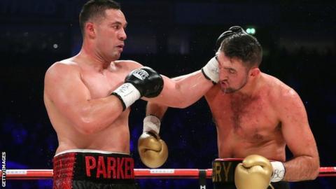 Joseph Parker: WBO champion tells Anthony Joshua 'pay me ...