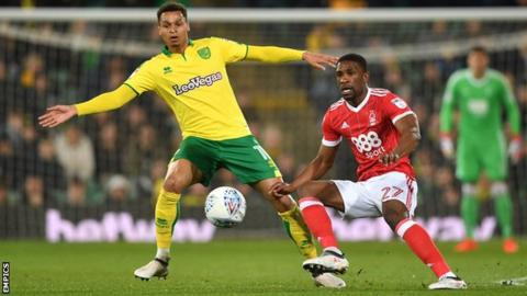Norwich v Nottingham Forest