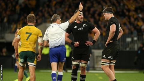 Australia thrash All Blacks 47-26 in Rugby Championship in