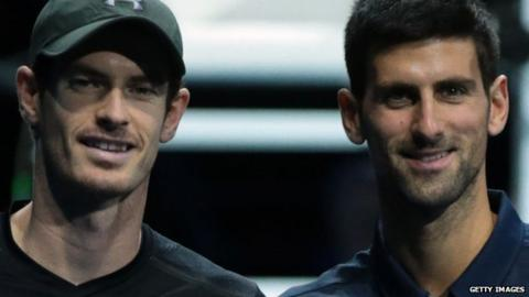 Novak Djokovic and Andy Murray have met 36 times on the ATP Tour, with Djokovic leading the head-to-head 25-11