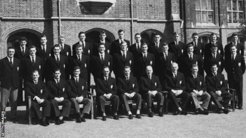 1959 Lions squad