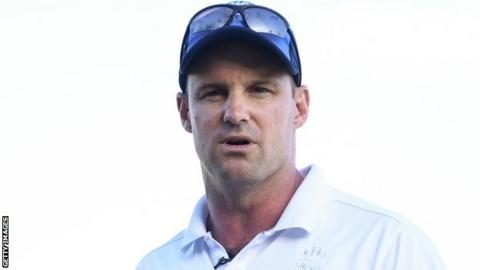 England director of cricket Andrew Strauss