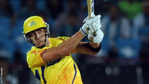 Du Plessis' rearguard effort sees CSK through to final