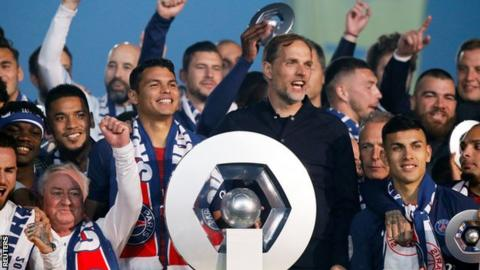 Paris Saint-Germain extend Tuchel's contract