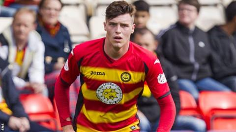 Muirhead has been capped by Scotland at under-19 level