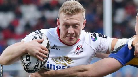Stuart Olding will make his return to rugby action in France with second-tier team Brive