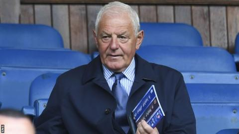 Walter Smith in contention for Scotland job?