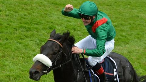 Pat Smullen on Harzand