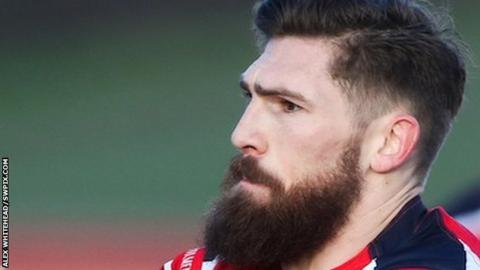 Jarrod Sammut scored 11 of London Broncos' 23 points, starting with their first try