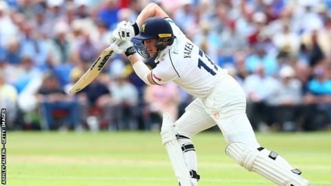 Teenager Rob Yates was averaging only 16.91 in his previous 12 Championship innings for Warwickshire since making his debut in May
