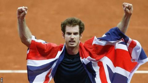 Resurgent Andy Murray named in Great Britain Davis Cup squad