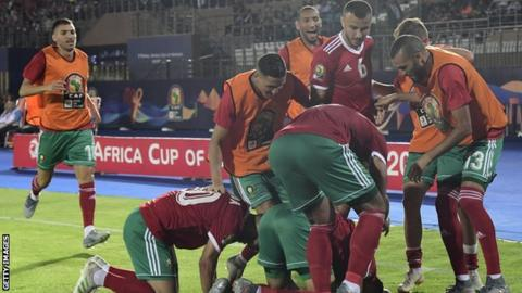 Morocco 1 Ivory Coast 0: En-Nesyri secures qualification for Renard's men