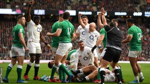 Ireland's rugby matches against Italy postponed due to virus