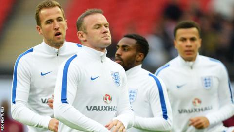 England captain Wayne Rooney prepares for Euro 2016