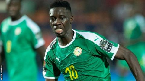 2021 Africa Cup of Nations: Senegal await Ismaila Sarr injury verdict