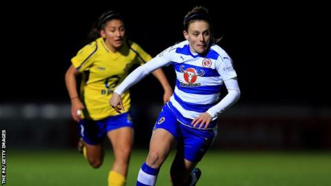 Reading v Doncaster Rovers Belles