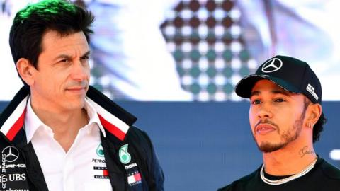 Lewis Hamilton yet to talk to Mercedes over contract
