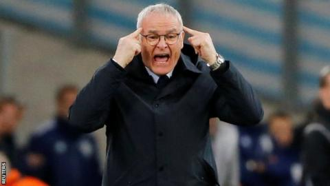 Ranieri leaving Nantes after one year in charge