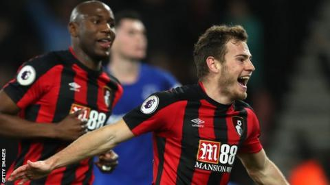Brighton 2-2 Bournemouth highlights