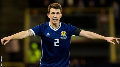 Ryan Jack has one international cap for Scotland
