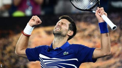 Australian Open: Novak Djokovic confident over fitness after beating Daniil Medvedev